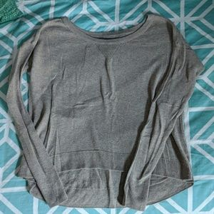 Light Brown Crew-neck Sweater